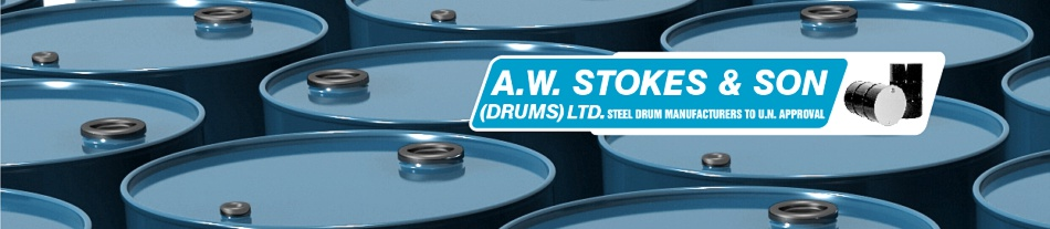 A.W. Stokes & Son (Drums) Ltd., Steel Drum Manufacturers to U. N. Approval